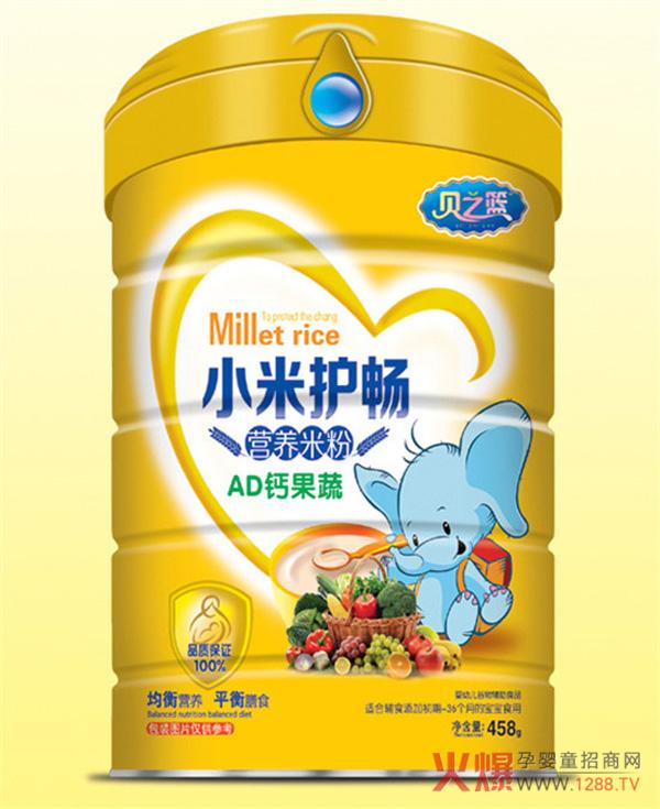 贝之篮小米护畅营养米粉怎么样?好品质备受认可