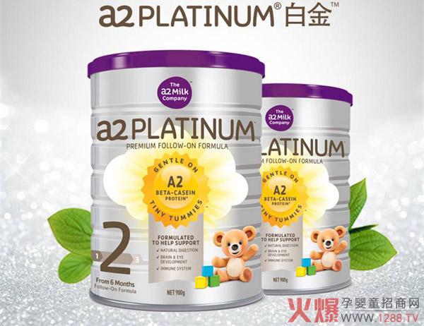 中国婴配粉市场需求不减,捧出多少国外奶粉股?