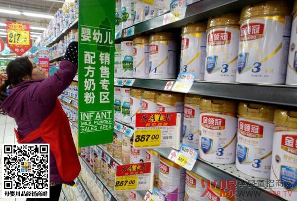 注册制推动奶粉行业变革 婴儿潮带来婴儿奶粉增长潮