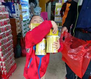 贝婴可营养品终端陈列图9