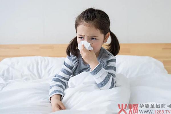 英珞维  冬季如何护理孩子的鼻子?过敏性鼻炎和感冒如何区分?