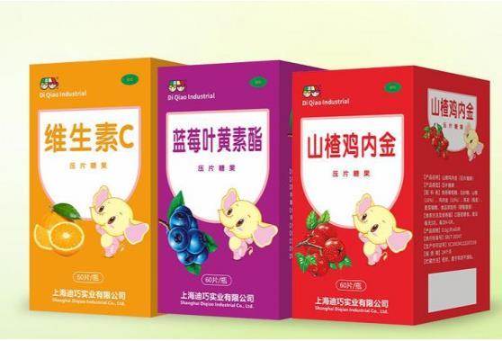 上海迪巧压片糖果 大品牌制作更值得信赖