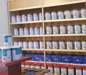 慧滋奶粉产品陈列图5