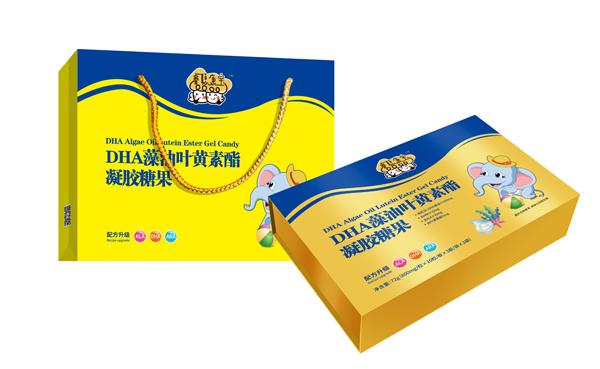 睿聪康宝DHA藻油叶黄素脂凝胶糖果新品上市 金秋九月重磅招商