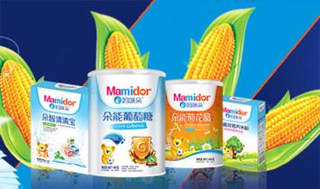 南昌儿童营养食品厂(妈咪朵、米素儿事业部)