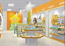 橱窗设计对连锁婴童用品超市的重要性图片