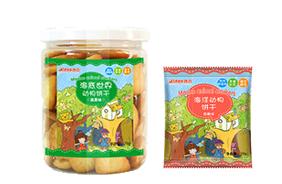西豆婴儿动物饼干
