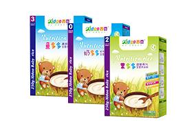 西豆婴幼儿营养米粉