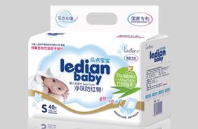 乐点宝宝纸尿片系列
