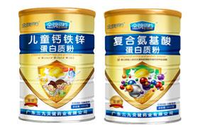 金牌搭档蛋白质粉