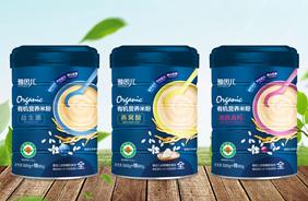 雅因儿有机营养米粉