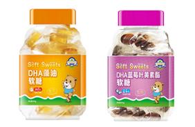 诺贝塔胶基营养软糖