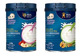 婴乐膳益生元果蔬米乳营养粉