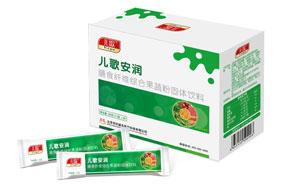 儿歌安润膳食纤维综合果蔬粉