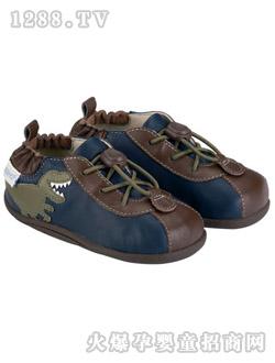 厦门/屁屁熊婴儿恐龙布鞋