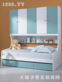钢琴衣柜书桌儿童床