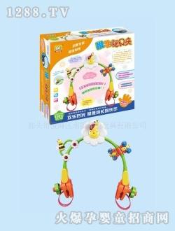 南国婴宝套装动物玩具