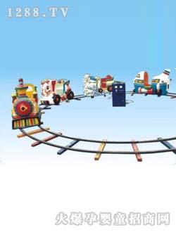 浩然动物小火车