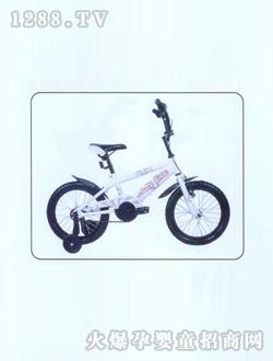 贝因美儿童自行车安装步骤图