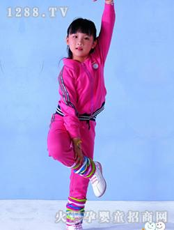 优可贝运动女童装