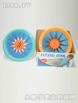 玩具12只盒装布飞盘 产品图片搜索 火爆孕婴童招商网