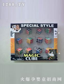 昌达玩具2.5cm两阶魔方