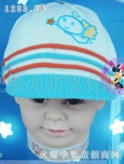 可爱娃娃帽子kwz509-003d
