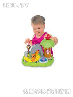 动物乐园玩具