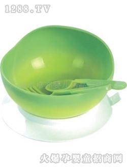 可爱多qt491婴儿用餐碗