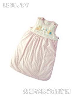 自制宝宝睡袋步骤图