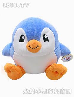 世高可爱小企鹅抱偶