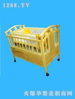 儿童木床结构图