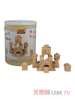 铭塔玩具动物积木