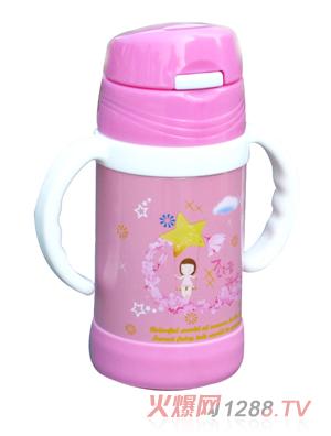 呵贝儿童可爱水杯