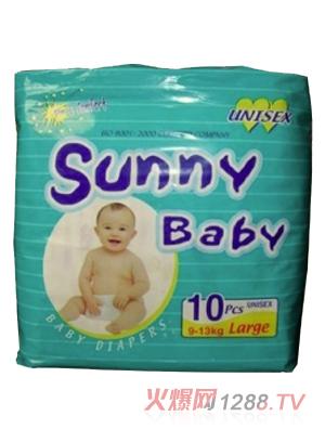 SUNNY BABY婴幼儿纸尿裤,天益 福建 妇幼卫生用品有限公司