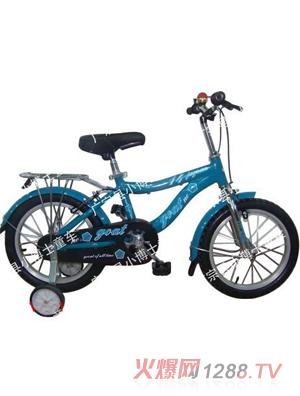 儿童 自行车/小博士儿童自行车天蓝色
