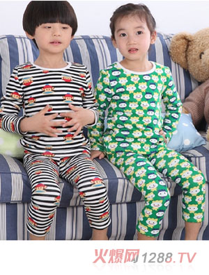 依漫丝儿童睡衣