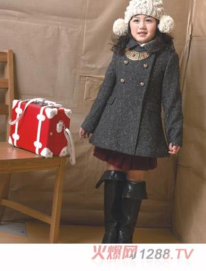 力果女童吊带女仔裤|广州市力果服饰有限公司