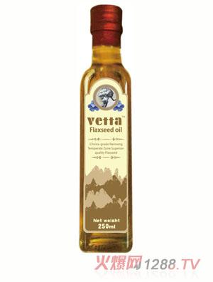 维斯塔亚麻籽油250ml