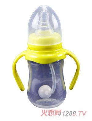 小希仔双柄PP奶瓶