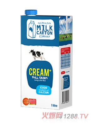 AMCC优卡乐UHT特浓全脂保鲜奶