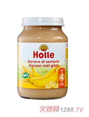 苹果 罐头/Holle有机香蕉粗
