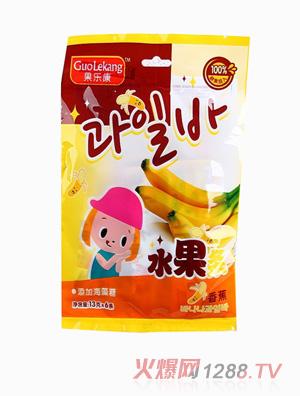 果乐康/果乐康香蕉水果条