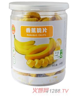 苹果 脆片/合味堂果蔬干香蕉脆片