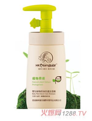 香港妈咪宝贝植物原液倍护洗发露