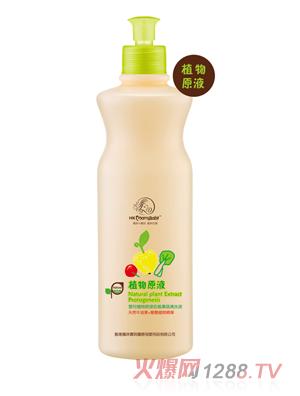 香港妈咪宝贝植物原液奶瓶果蔬清洗液
