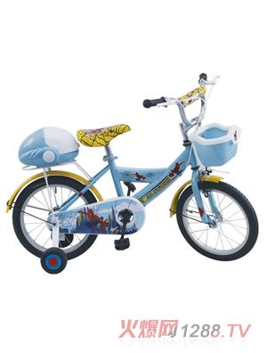 自行车/红喜自行车天蓝色