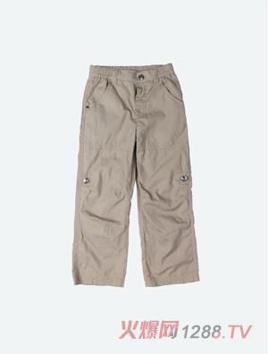 加比瑞男童休闲长裤