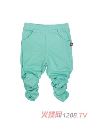 ZUTANO女童小脚裤