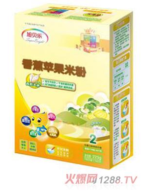 苹果 米粉/旭贝乐香蕉苹果米粉